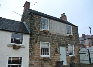 Thumbnail 2 bed cottage to rent in The Fleet, Belper