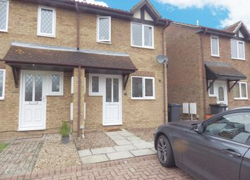 Thumbnail 2 bed semi-detached house to rent in Stonybeck Close, Swindon, Wiltshire