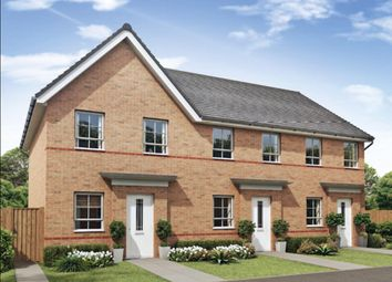 "Thumbnail 2 bed semi-detached house for sale in ""Richmond"" at Llantarnam Road, Llantarnam, Cwmbran"