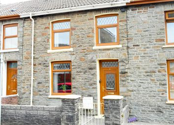 Thumbnail 3 bed terraced house for sale in Llantrisant Road, Tonyrefail