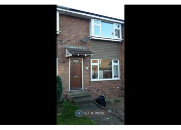 Thumbnail 2 bed terraced house to rent in Stoneham Close, Lewes