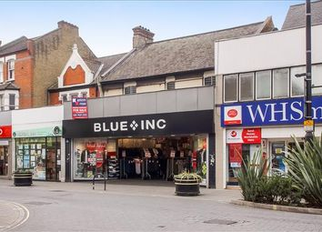 Thumbnail Retail premises to let in 123 High Street North, East Ham, London