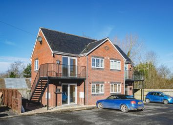 Thumbnail 1 bed flat for sale in Ddole Road, Crossgates, Llandrindod Wells