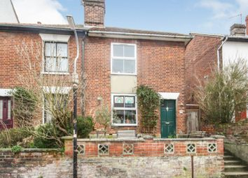 Alexandra Road, Colchester CO3. 3 bed end terrace house for sale