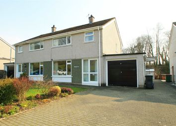 Thumbnail 3 bed semi-detached house for sale in 3 Briar Rigg, Keswick, Cumbria