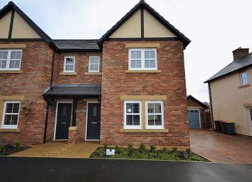 Thumbnail 3 bed semi-detached house for sale in 23 Holly Drive, Cottam, Preston
