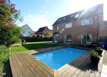 Thumbnail 6 bed detached house for sale in Timbers Close, Great Notley, Braintree