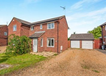 Thumbnail 2 bed semi-detached house for sale in Churchfield Court, Peterborough, Cambridgeshire