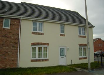 Thumbnail 4 bed semi-detached house to rent in Urquhart Road, Thatcham