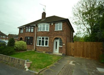 Thumbnail 3 bedroom property for sale in The Fairway, Blaby, Leicester
