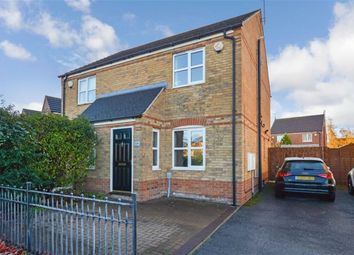 Thumbnail 2 bed semi-detached house for sale in Coxwold Grove, Hull