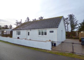 Thumbnail 3 bed detached house for sale in Sandy Lane, Southerness, Dumfries