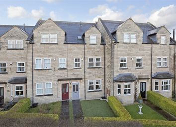 Thumbnail 3 bed town house for sale in 8 Wellfield Lane, Burley In Wharfedale, West Yorkshire