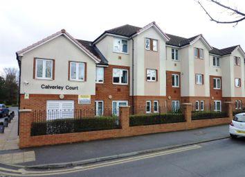 Thumbnail 1 bedroom flat for sale in Kingston Road, Ewell, Epsom