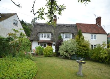 Thumbnail 2 bed property for sale in Green Road, Rickling Green, Saffron Walden