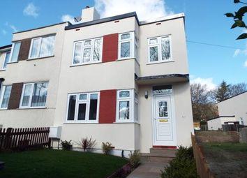 Thumbnail 3 bed end terrace house for sale in Addington Road, South Croydon