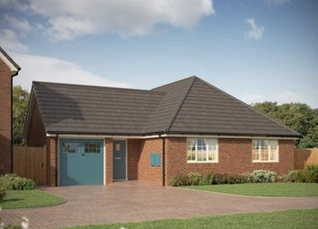 Thumbnail 3 bedroom detached bungalow for sale in Burntwood Road, Norton Canes, Staffordshire