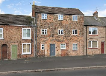 Thumbnail 3 bed terraced house for sale in Long Street, Thirsk