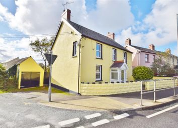 4 bed detached house for sale in Dwrbach, Fishguard SA65