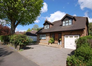 Thumbnail 4 bed detached house for sale in Whitelands Avenue, Chorleywood