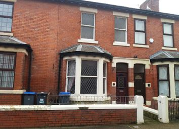 Thumbnail 3 bed terraced house for sale in Granville Road, Blackpool