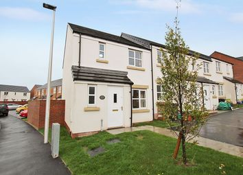 Thumbnail 3 bedroom end terrace house to rent in Birch Close, Hay On Wye, Hay On Wye