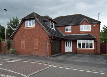 Thumbnail 5 bedroom detached house for sale in Heybridge Road, Humberstone, Leicester