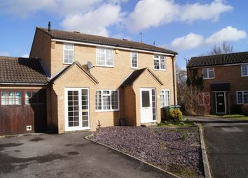 Thumbnail 3 bed semi-detached house to rent in Alderwood, Chineham, Basingstoke