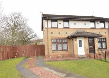 Thumbnail 2 bed semi-detached house for sale in Glen Orchy Drive, Glasgow