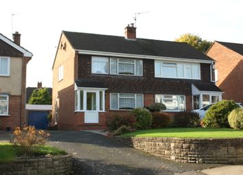 Thumbnail 3 bedroom semi-detached house to rent in Crabtree Lane, Bromsgrove