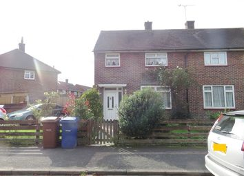 Thumbnail 2 bed semi-detached house for sale in Fairham Avenue, South Ockendon