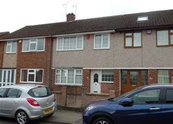 Thumbnail 3 bed terraced house to rent in Charlewood Road, Holbrooks, Coventry