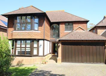 Thumbnail 4 bed detached house for sale in Goldstone Farm View, Bookham