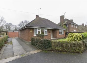 Thumbnail 2 bed detached bungalow for sale in Holmgate Road, Clay Cross, Chesterfield