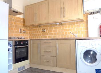 Thumbnail 3 bed flat to rent in Hebdon Road, London