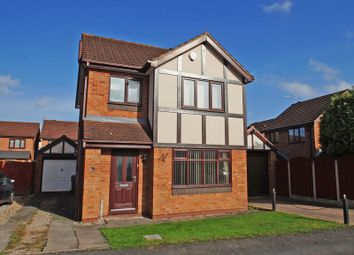 Thumbnail 3 bed detached house for sale in Avon Close, Bromsgrove