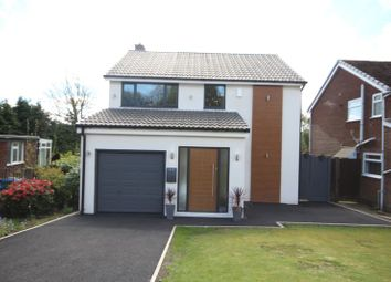 Thumbnail 3 bedroom detached house for sale in Minorca Close, Norden, Rochdale