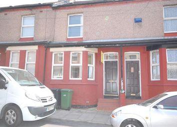 Thumbnail 2 bed terraced house to rent in Sherlock Lane, Wallasey, Merseyside