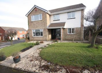 Thumbnail 4 bed detached house for sale in Oakley Close, Guisborough