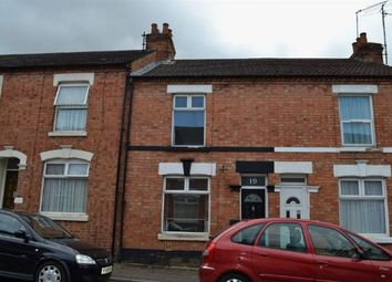 Thumbnail 2 bed terraced house for sale in Baker Street, Semilong, Northampton