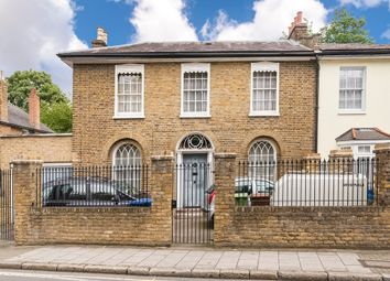 Thumbnail 5 bed end terrace house for sale in Consort Road, London