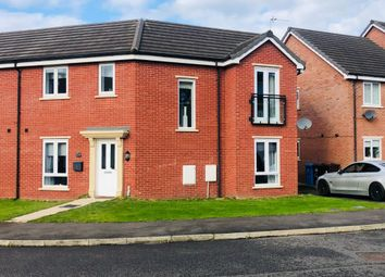 Thumbnail 3 bed semi-detached house for sale in Springfield Crescent, Huyton, Liverpool