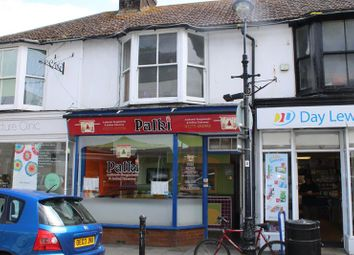 Thumbnail Restaurant/cafe to let in 12 Brunswick Road, Shoreham-By-Sea, West Sussex