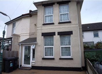 Thumbnail 2 bed terraced house for sale in Gladstone Road East, Bournemouth