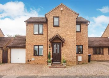 Thumbnail 3 bed detached house for sale in Allard Close, Rectory Farm, Northampton