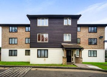 Thumbnail 1 bedroom flat for sale in Fairbairn Close, Purley, Surrey