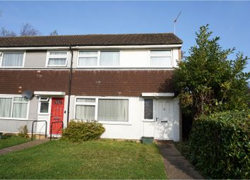Thumbnail 2 bed end terrace house for sale in Watling View, St. Albans