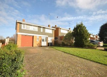 Thumbnail 4 bed detached house for sale in Barley Lane, Kingsthorpe, Northampton
