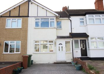 Thumbnail 2 bed terraced house for sale in Conrad Drive, Worcester Park