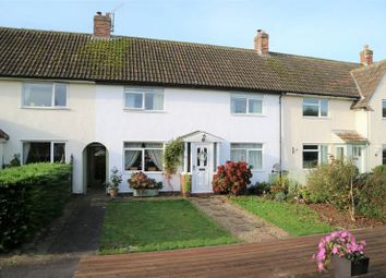 Thumbnail 3 bed terraced house for sale in Charlton Road, Creech Heathfield, Taunton